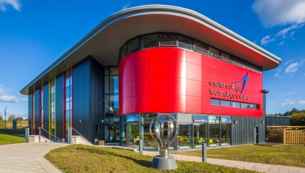 Exeter College Technology Centre