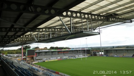 Exeter Chiefs Rugby Club Extension