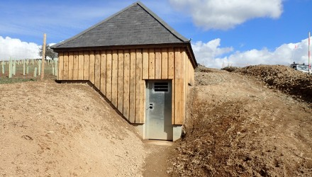 Hemerdon Mine – Bat House