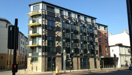 Anchor Road, Student Accommodation
